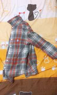 🚚 格子襯衫 格紋襯衫  襯衫
