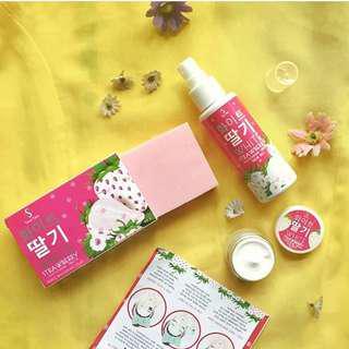 White Strawberry Kit