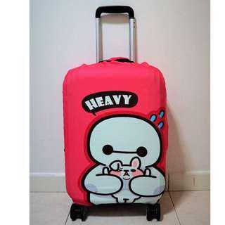 Luggage Cover - Big Hero Baymax Disney Design