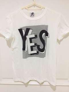 Free item - Statement Artwork White Tee