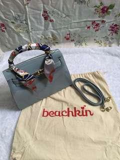 Beachkin Bag (Color Gray)