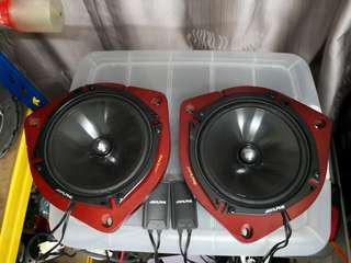 Speaker used japan