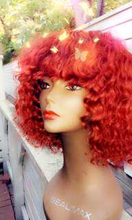 Human hair wig -made by me-