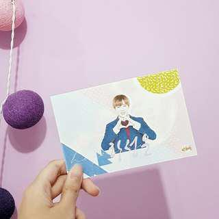 💣 WTS 💣 sungwoon fansite postcard