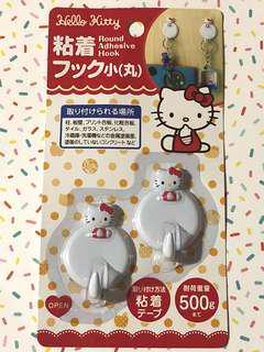 Sanrio hello kitty adhesive hooks