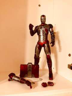 Hottoys iron mam mark 5 marvel 復仇者聯盟 avengers 鐵甲奇俠2