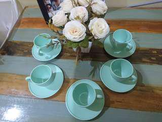 Tea set Guzzini (import)