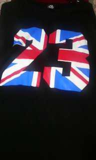 black tees 23