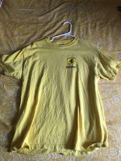 Ferrari tshirt
