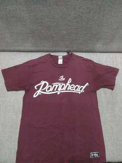 The Pomphead T-shirt (local brand)