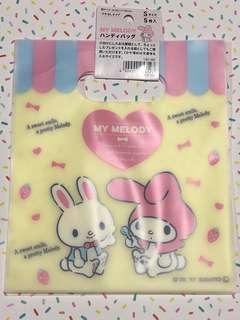 Sanrio My Melody gift bags