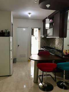 Disewakan Bulanan/Tahunan- Apartment Gading Nias Residences 2 kmr