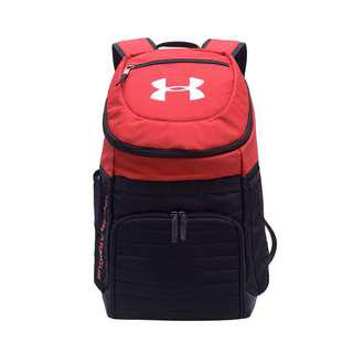 Instock Under Armour big Backpack red