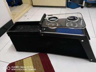 Woofer custom box for old honda Odyssey