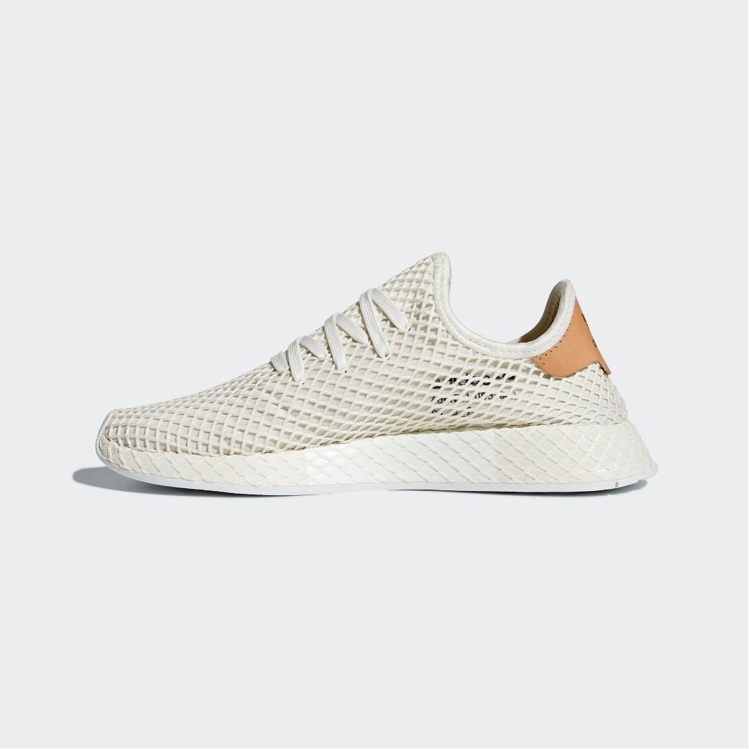f6a30de09c494 Adidas Originals Deerupt Runner Shoes – Cloud White Ash Pearl S18 ...