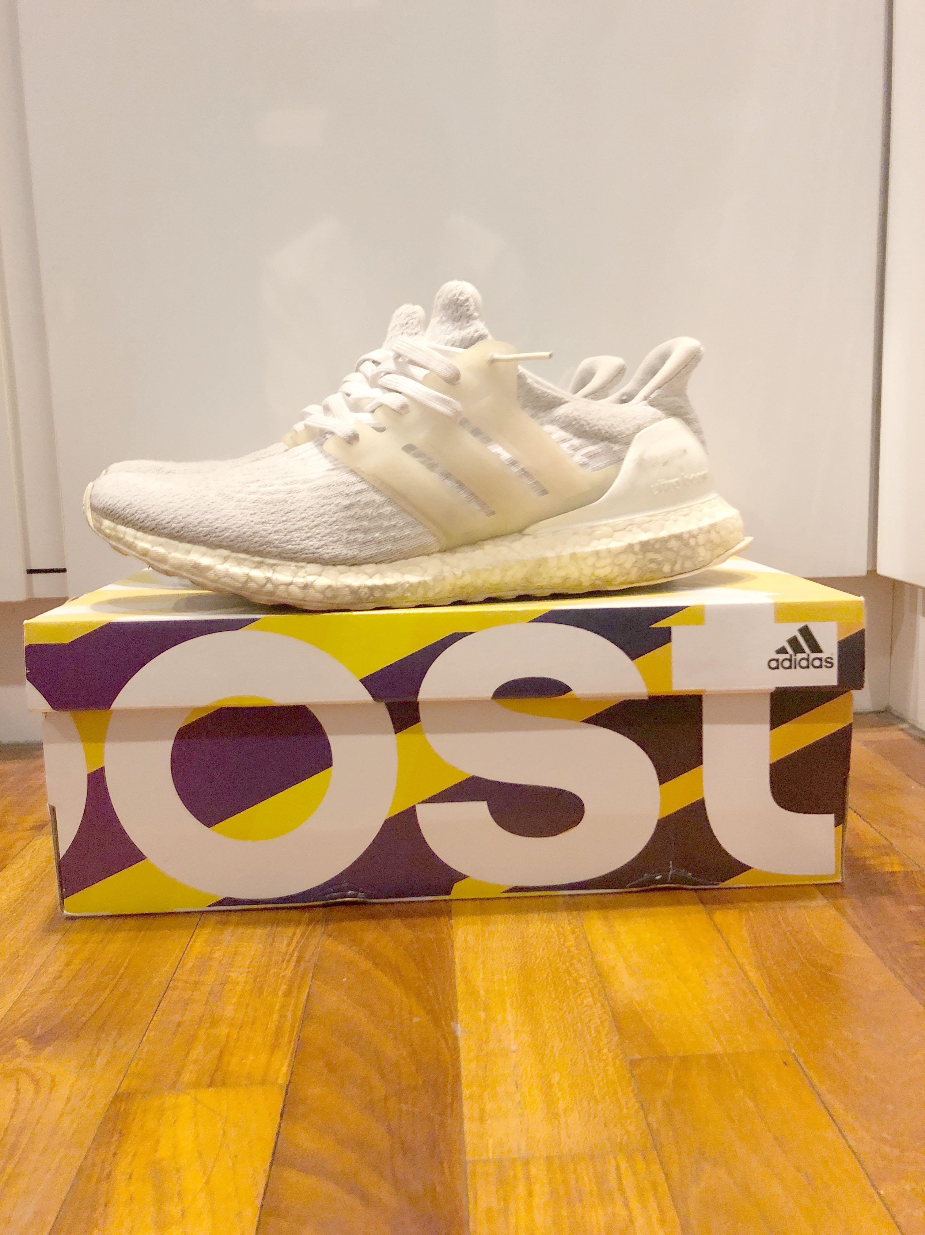 3fa448dc8 Adidas triple white ultraboost 3.0