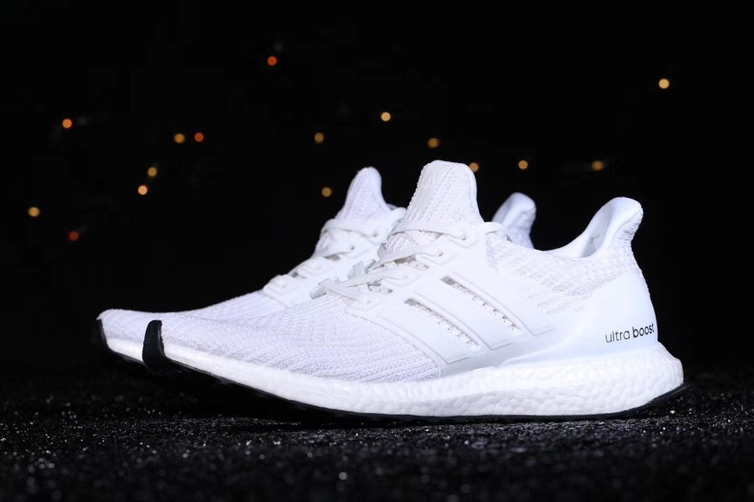 91f0de26fa50a Adidas Ultraboost 4.0 triple white