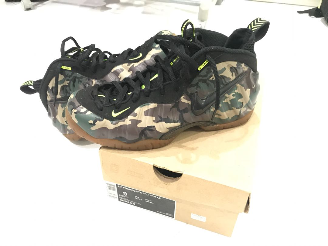 e92d74be061 Air foamposite Pro PRM Le