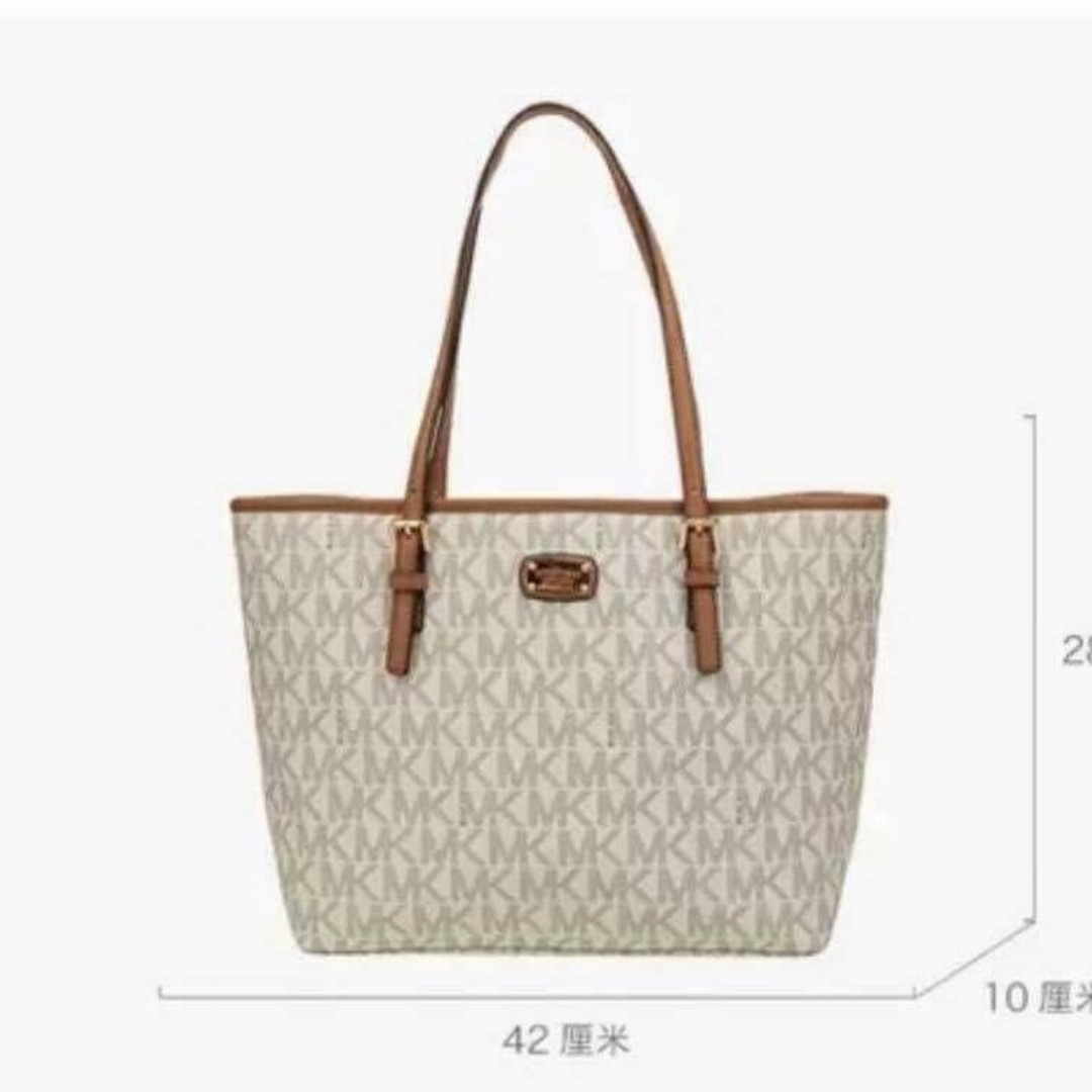 0f1a49d7dc Authentic Quality Michael Kors Jet Set Travel Multifunction Tote Bag ...
