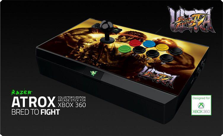 Best Arcade Stick Deal* - Razer ATROX Collector's Edition