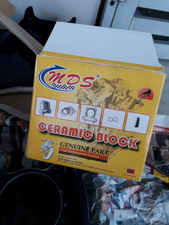 block ceramik MDS 65MM