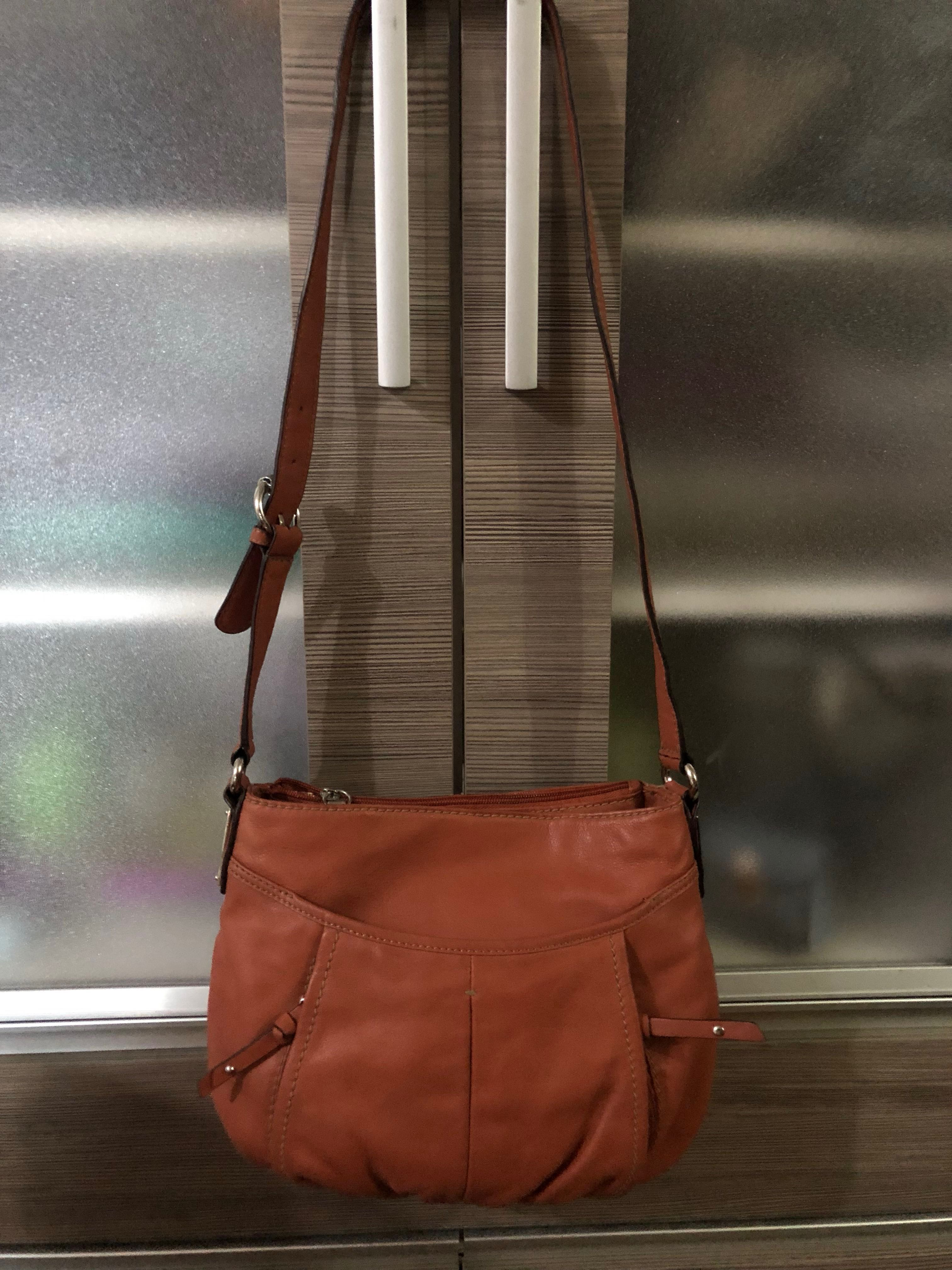 Brandnew Tignanello Leather Crossbody Bag From Canada Preloved Women S Fashion Bags Wallets On Carou