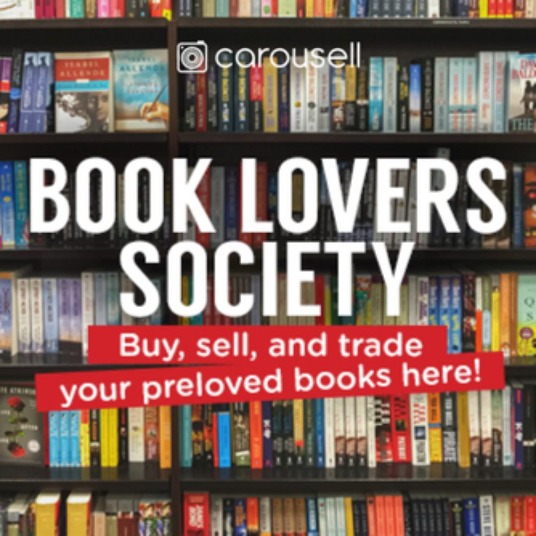 CAROUSELL GROUP: Book Lovers Society