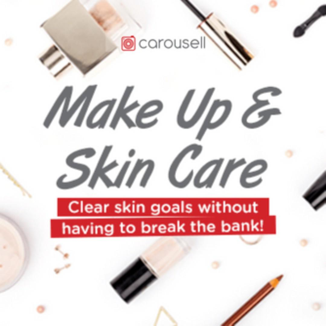 CAROUSELL GROUP: Make Up & Skin Care