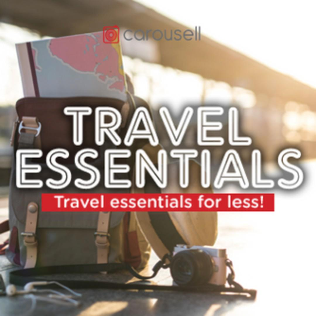 CAROUSELL GROUP: Travel Essentials