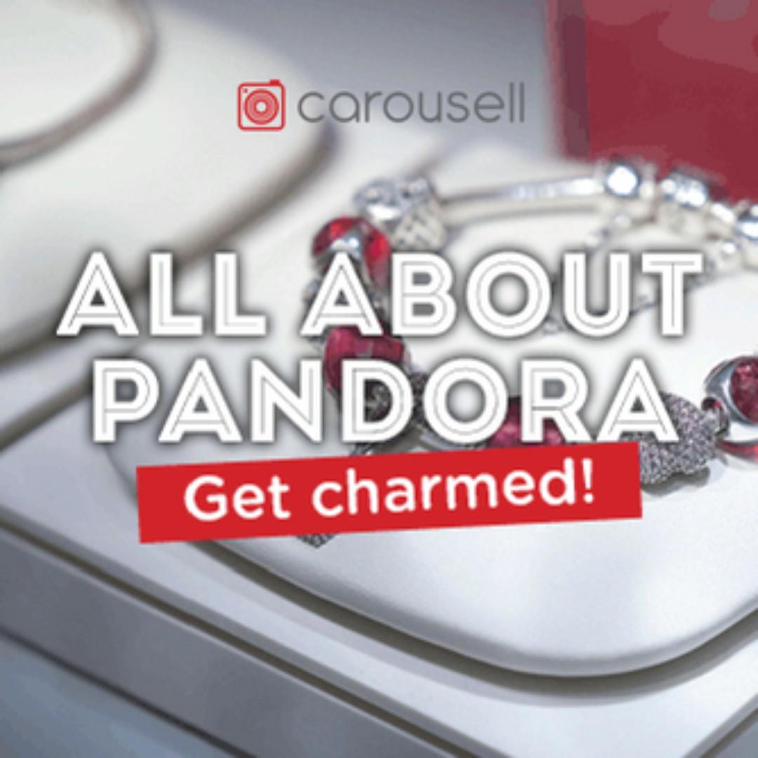 CAROUSELL GROUPS: All About Pandora