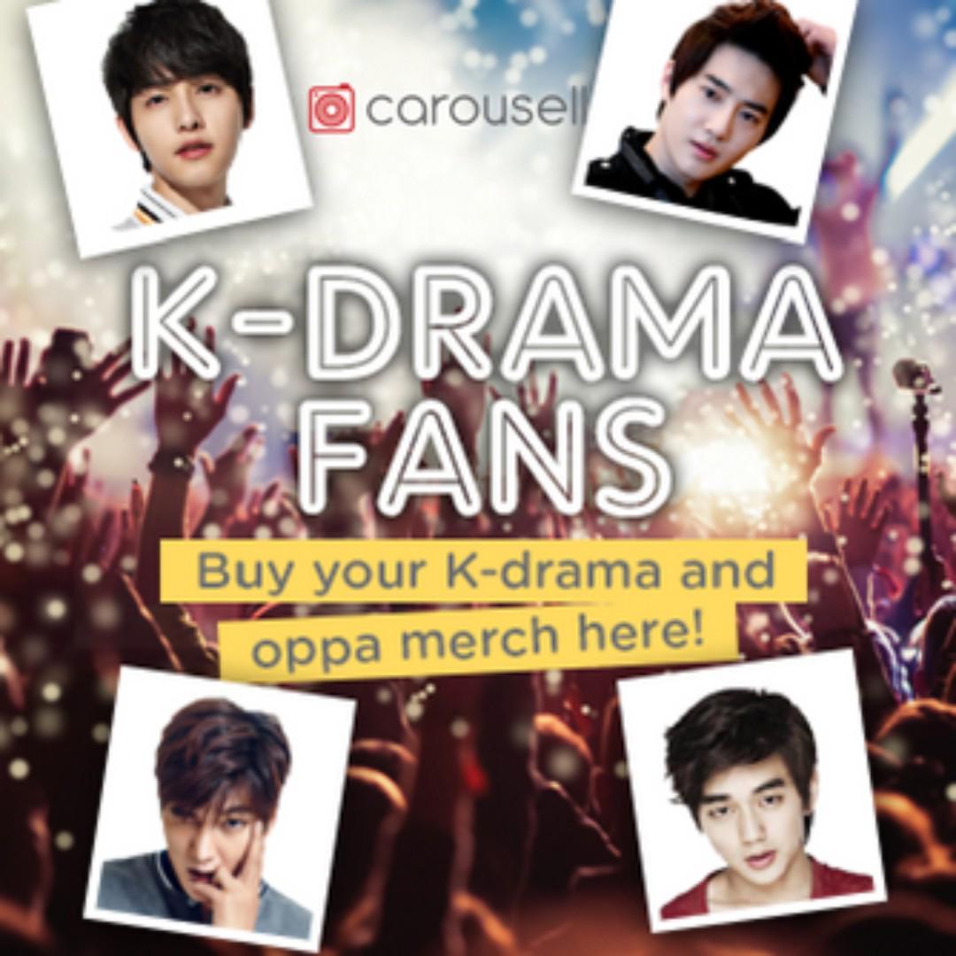 CAROUSELL GROUPS: K-Drama Fans