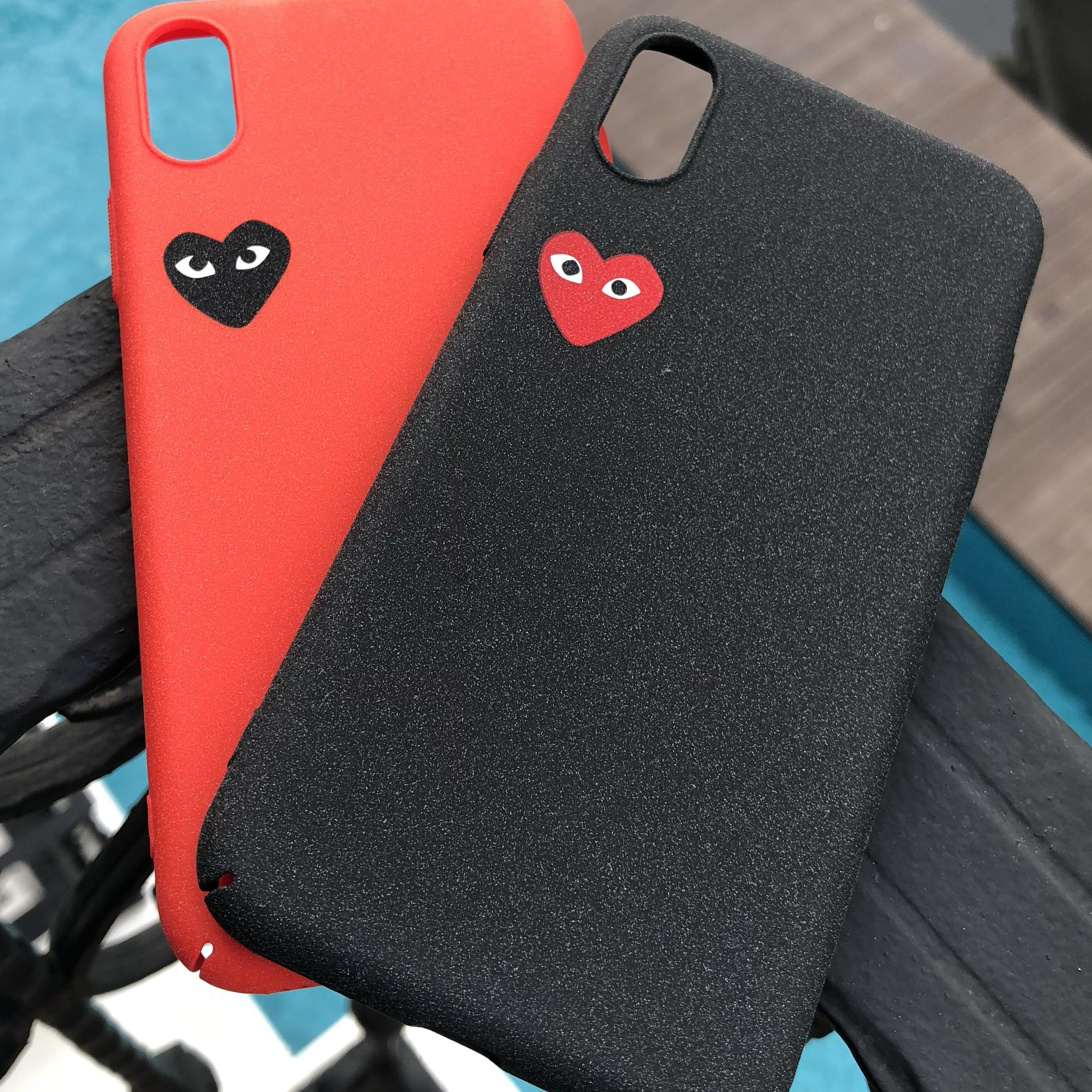 best website 698e0 a6721 Commes Des Garçons CDG iPhone X casing