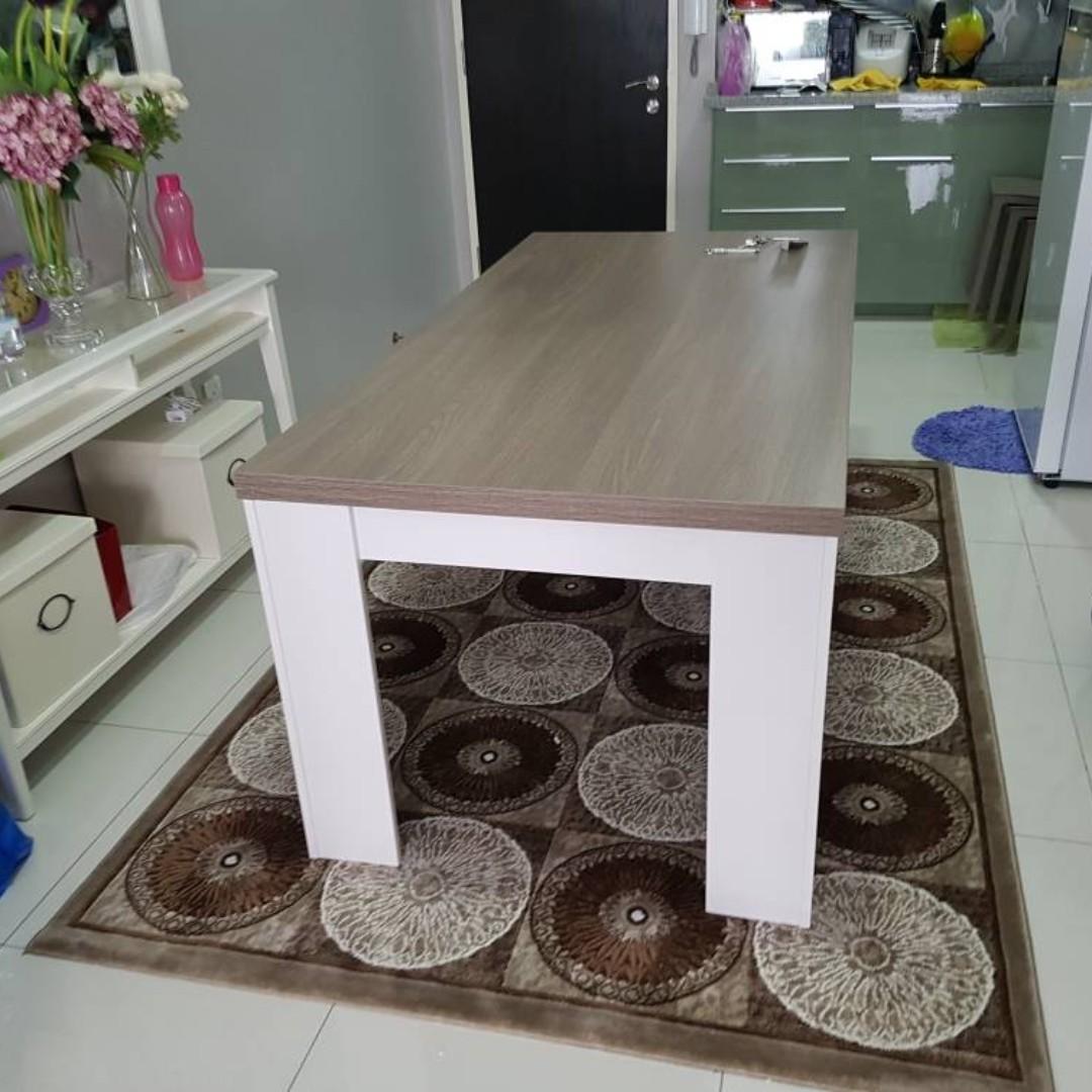 Dining table for sale rumah perabot perabot di carousell
