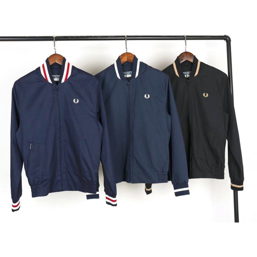 27159d0f5 Fred Perry Men's Reissue Edition MIE Bomber Jacket-MULTIPLE , Men's ...