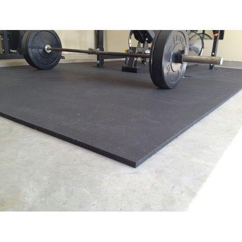 Gym Protective Rubber Mat Sports