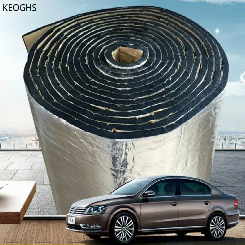 Heat Shield Insulator, Car Accessories, Accessories on Carousell