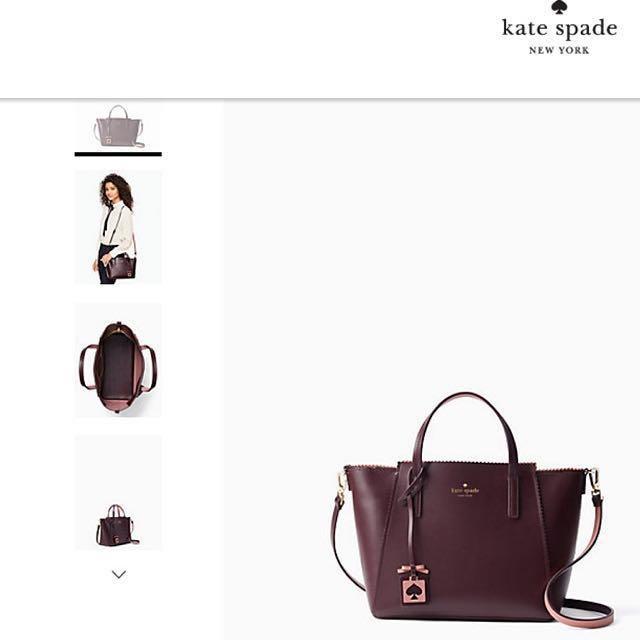 32d6ce80b6d26 Kate Spade Ivy Drive Small Loryn