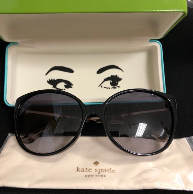 35c703c9a280 Kate Spade Shawna/s Sunglasses, Women's Fashion, Accessories on Carousell