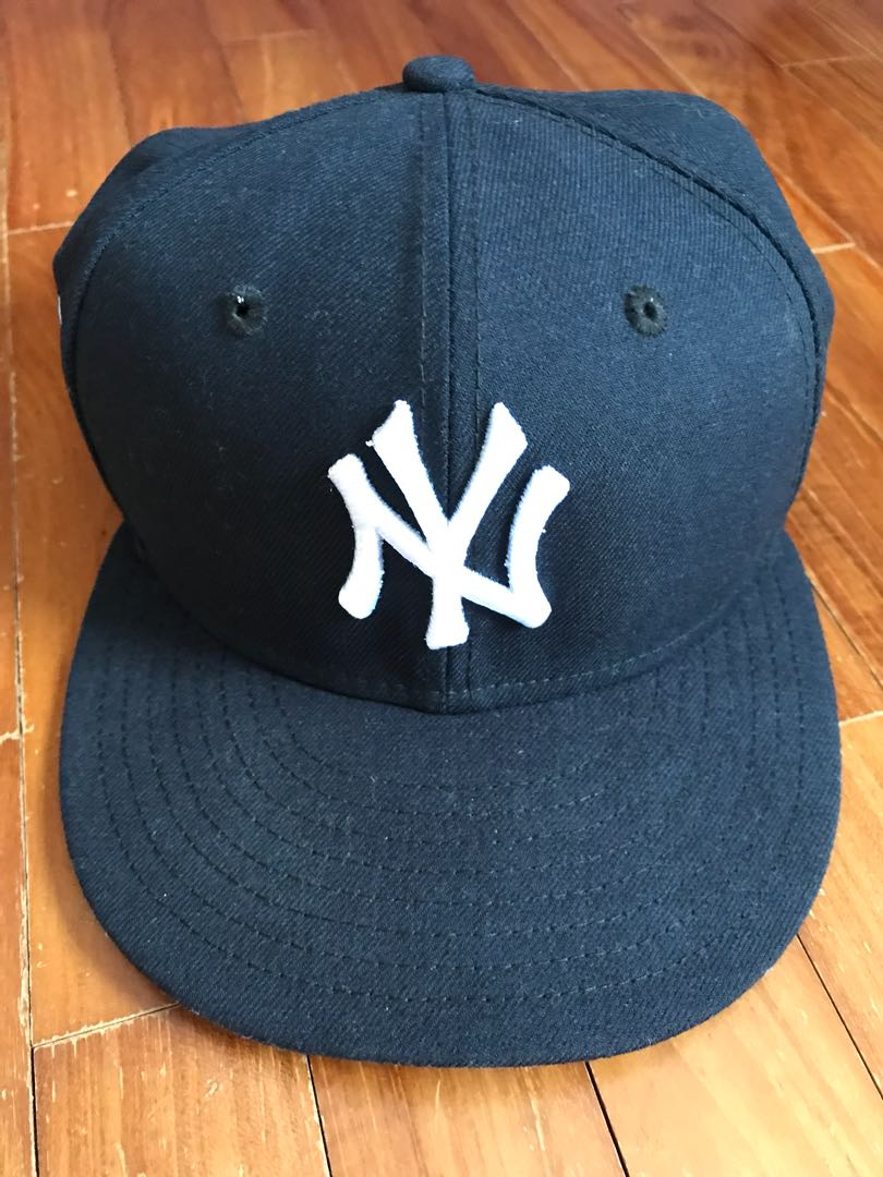 New Era NY Yankees Authentic On-Field 59FIFTY Game Cap 72492e3bea3