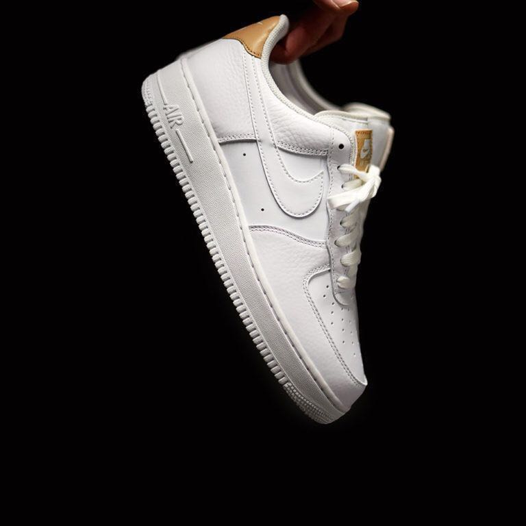 sports shoes f0974 e2578 NIKE AIR FORCE 1 LV8 WHITE VACHETTA TAN, Men s Fashion, Footwear ...