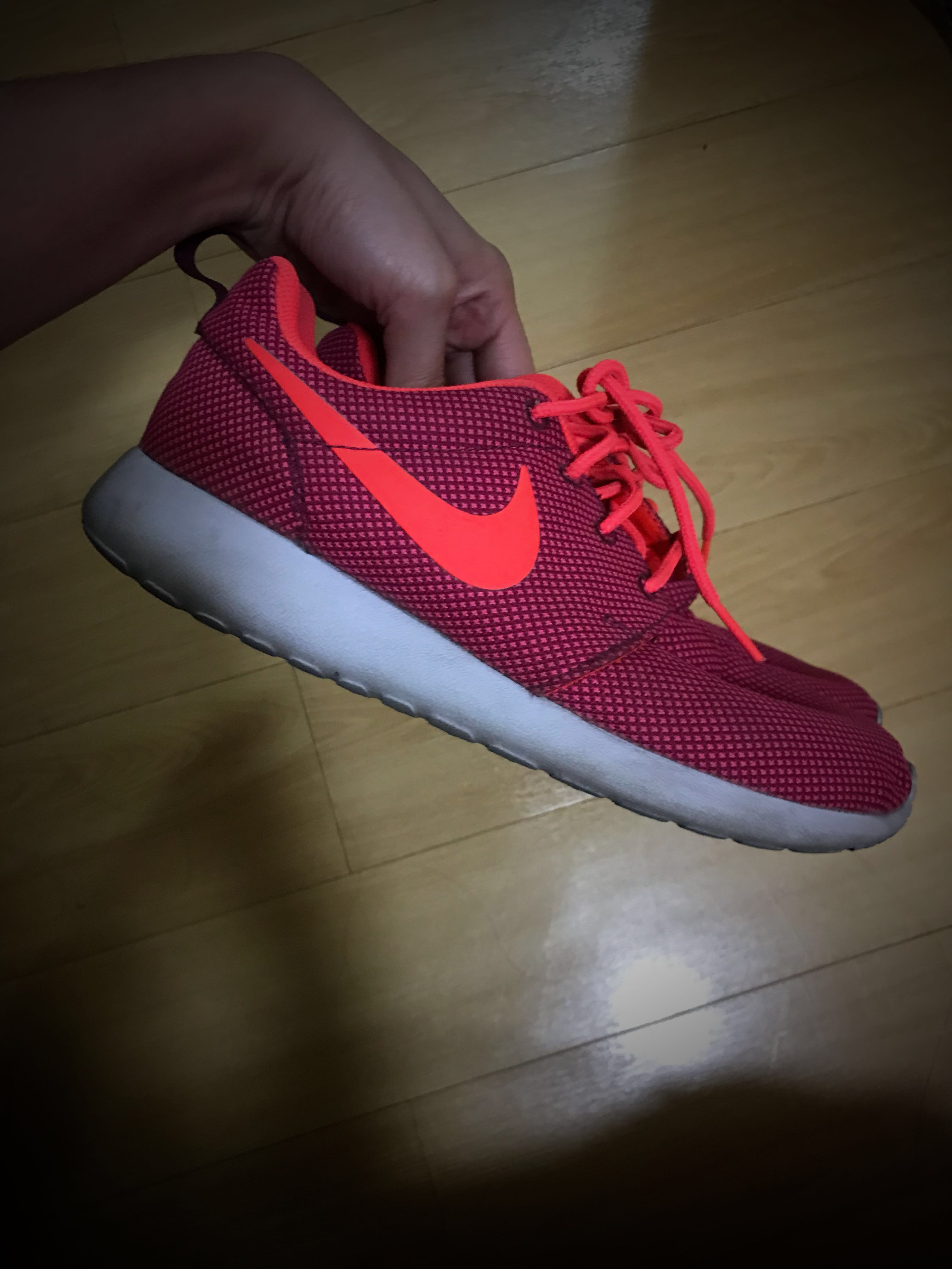 uk availability b7cd9 b9759 ... sale nike women roshe run shoes preloved womens fashion shoes on  carousell 28745 1964a