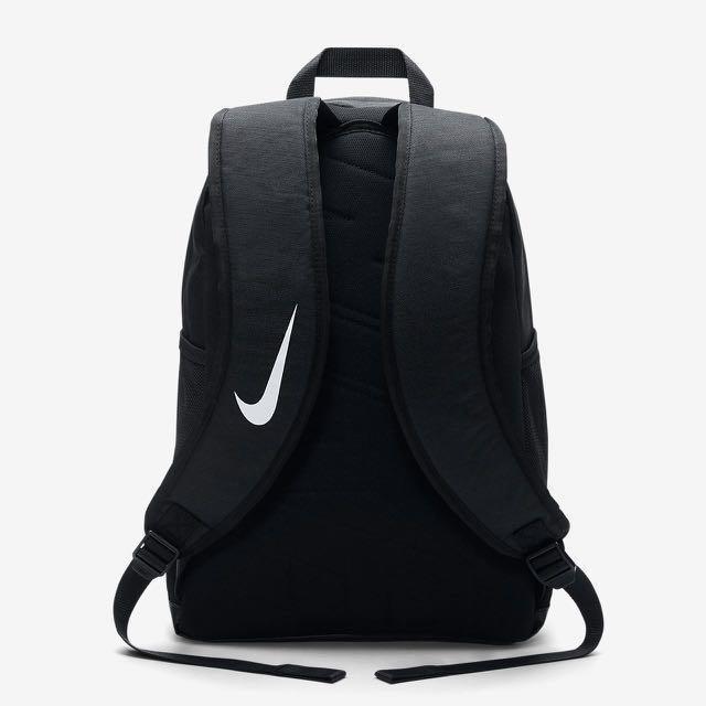 SALES! Authentic Nike Brasilia Backpack (black and blue)  48feb3587ee5d