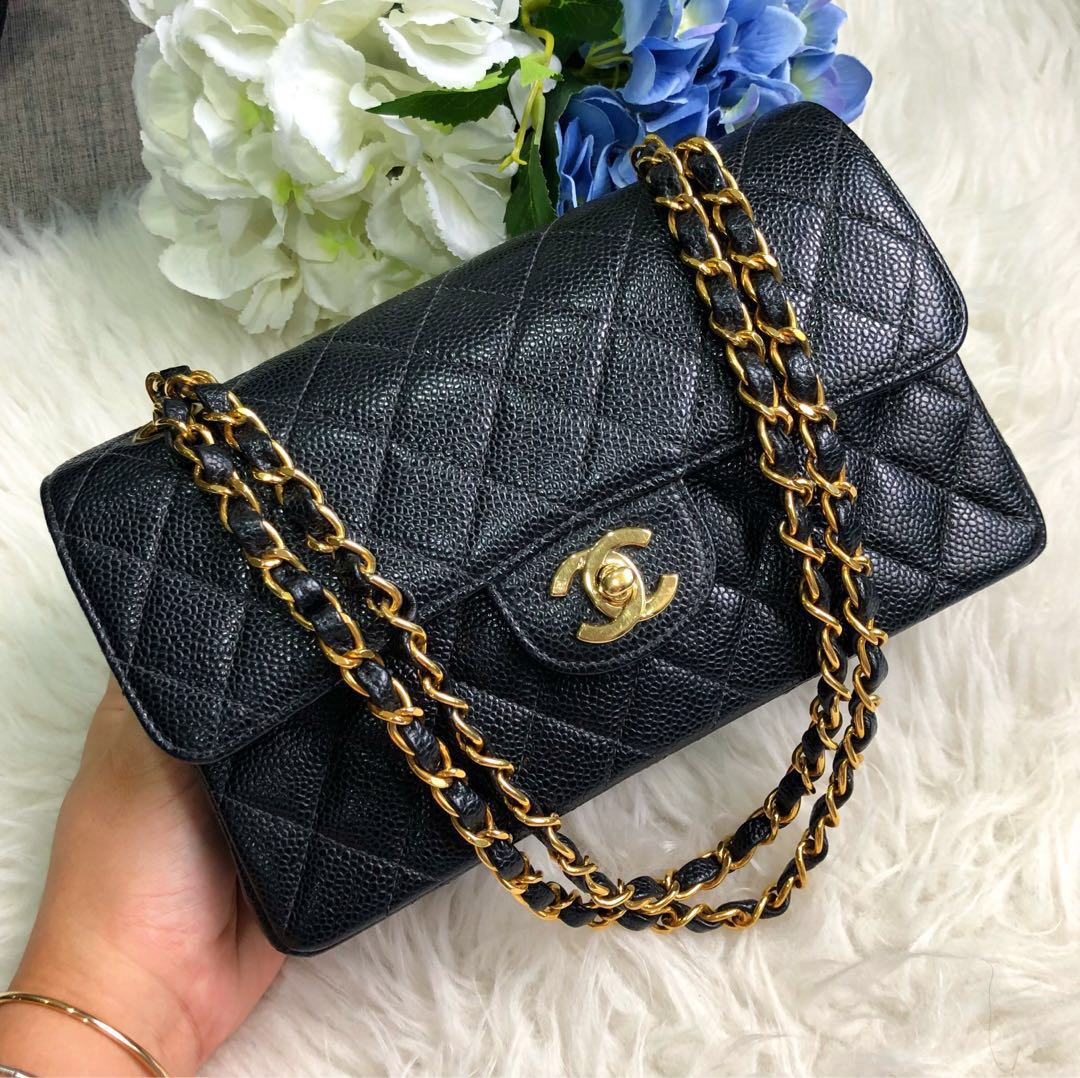 65e4629a90f3 ❌SOLD!❌ Beautiful Vintage Piece!! Chanel Small Classic Flap in ...