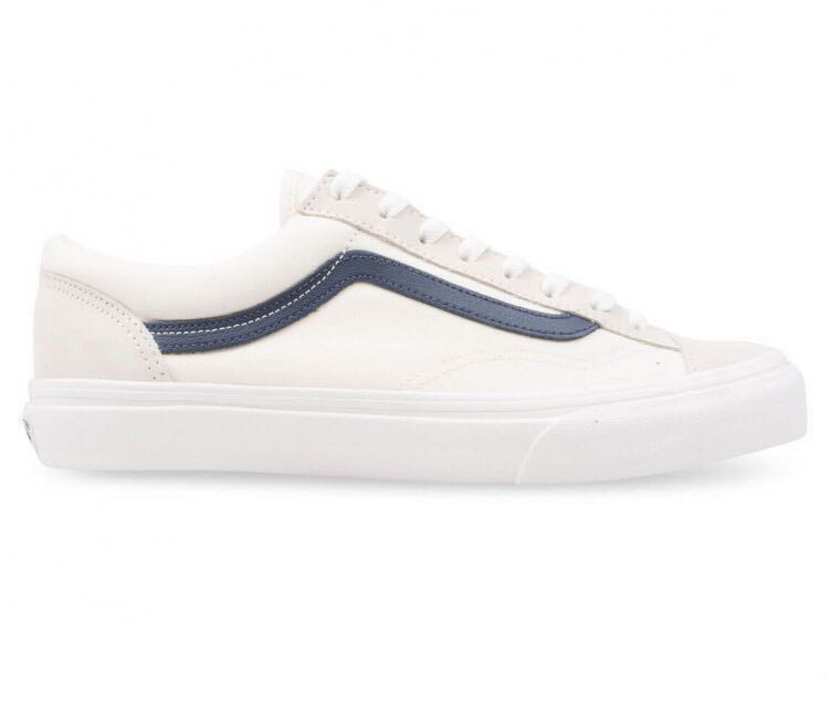 331773754b Reserved) Wts Vans style 36 marshmallow dress blue