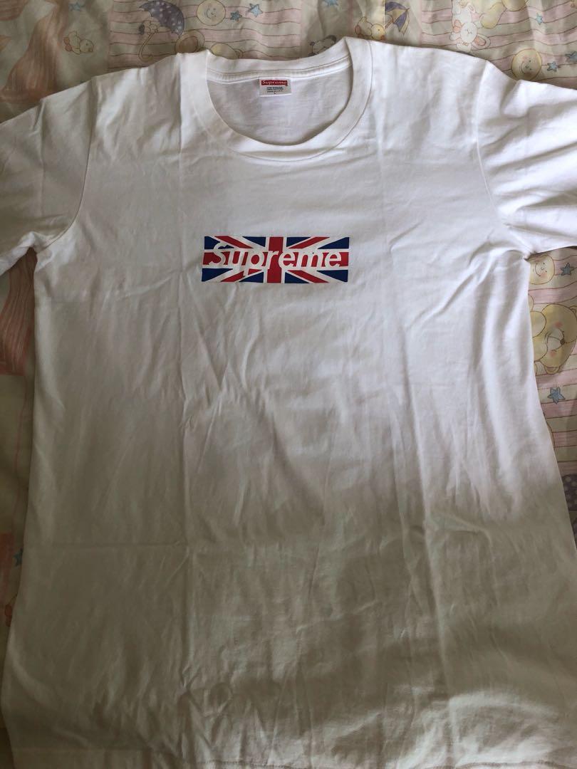 supreme t shirt uk price