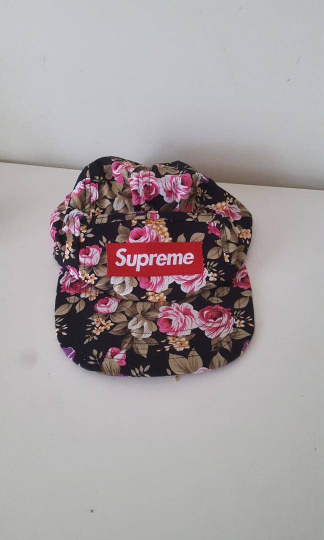 (swipe) Supreme Five Panel Hats Bootleg