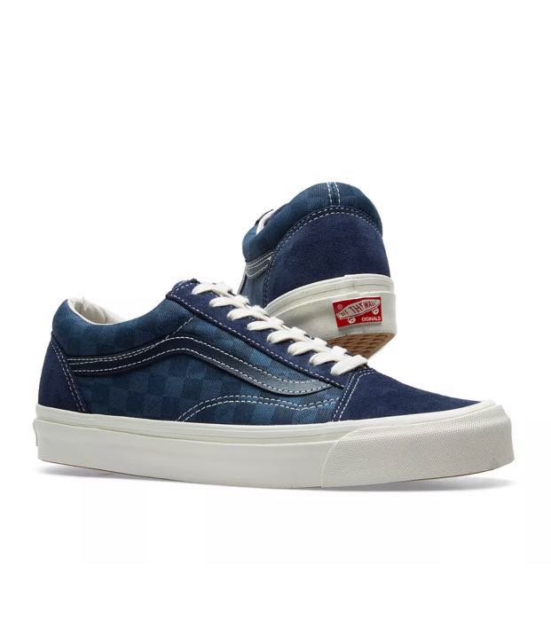 Vans Vault Old Skool Blue Checkerboard US 6.5 - 12 9fb5259d1