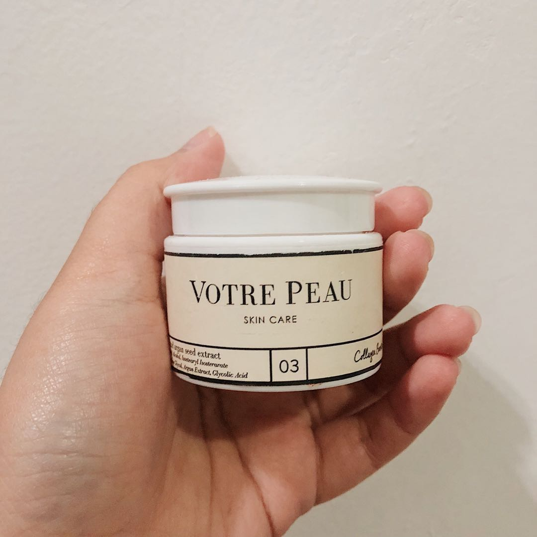 Votre Peau Skincare Collagen Booster Night Cream Spec Dan Daftar Facial Sun Shield Spf 50 30ml Mediakarousellcom Media Photos Products 2018 09