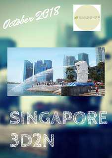 Merlion&Gardens by the Bay in SG