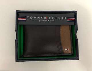 Tommy Hilfiger Leather Wallet from USA 美國Tommy 真皮銀包